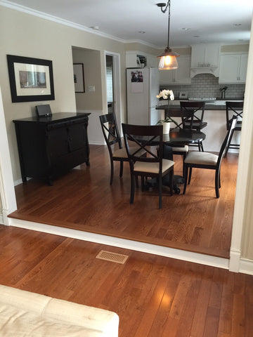 Custom Color Hardwood Flooring by Gaylord Flooring