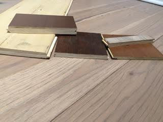 Comparison of the huge range of products of engineered floors on the market