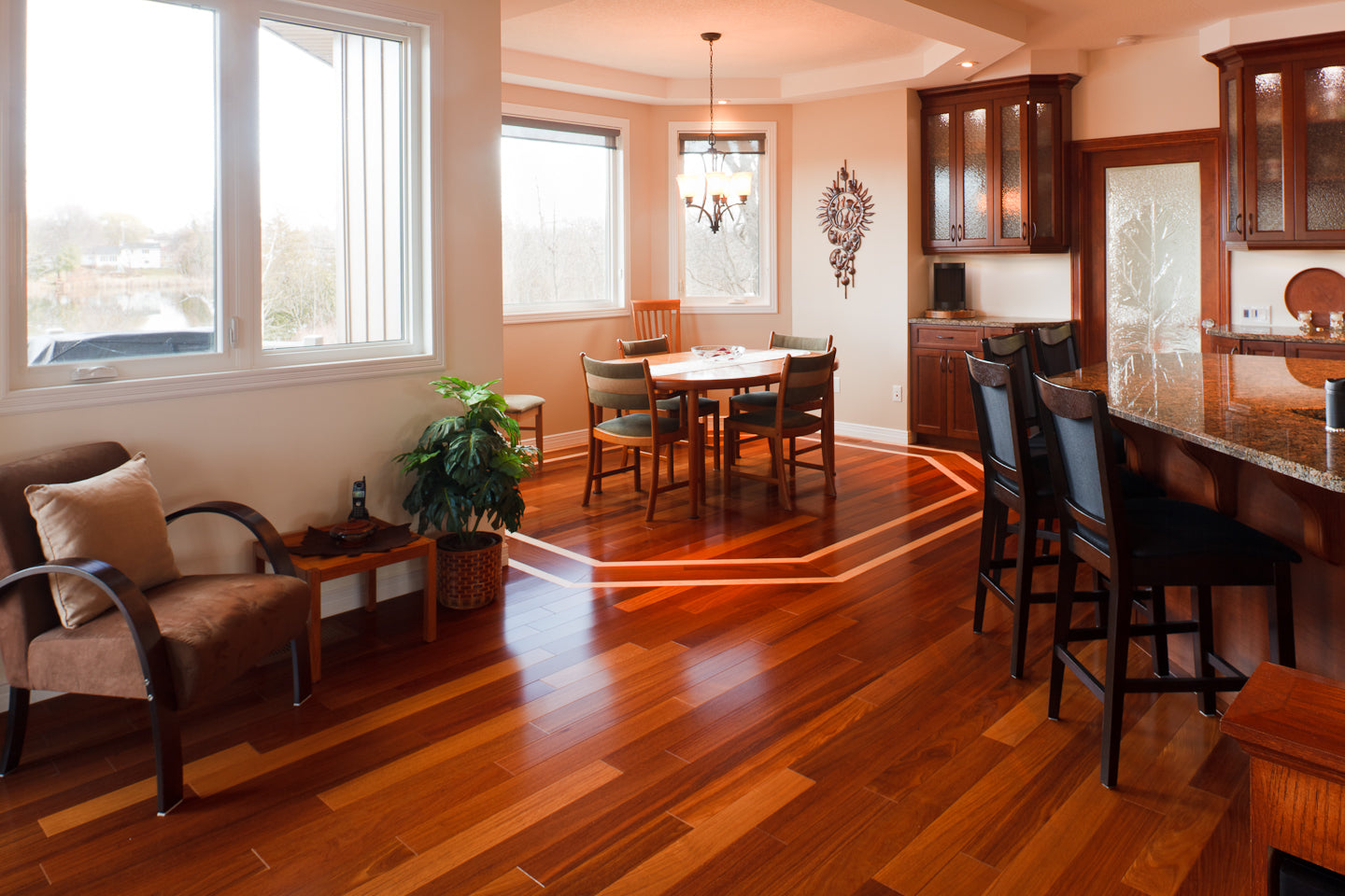 brazilian teak wood flooring