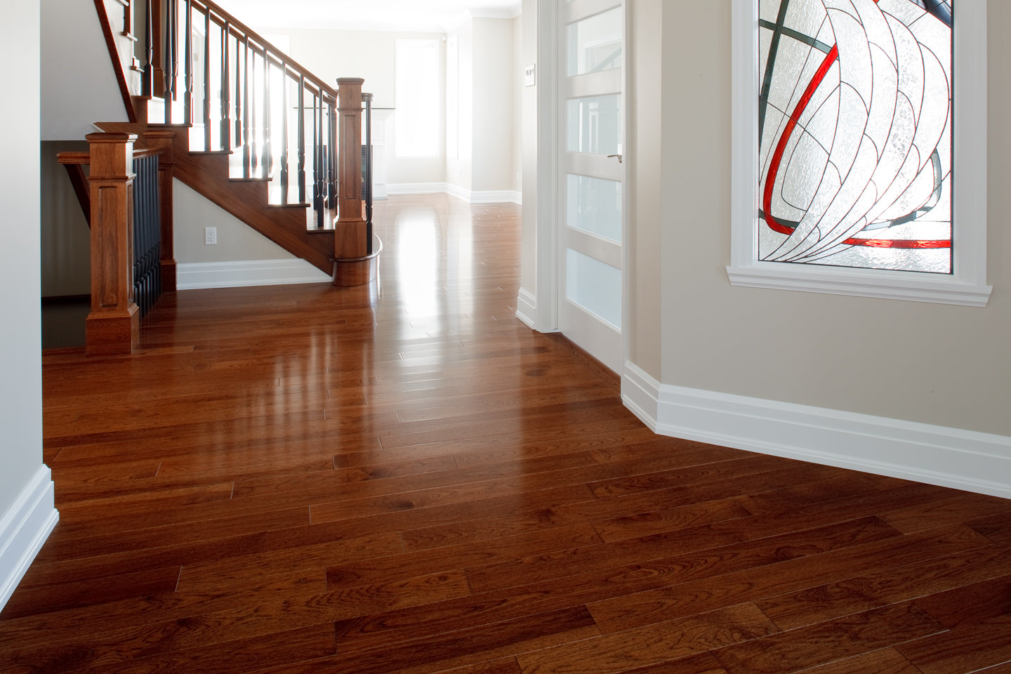 Hickory wood flooring by gaylord hardwood flooring