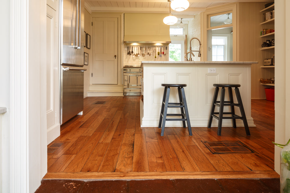 engineered hickory hardwood flooring in Ottawa