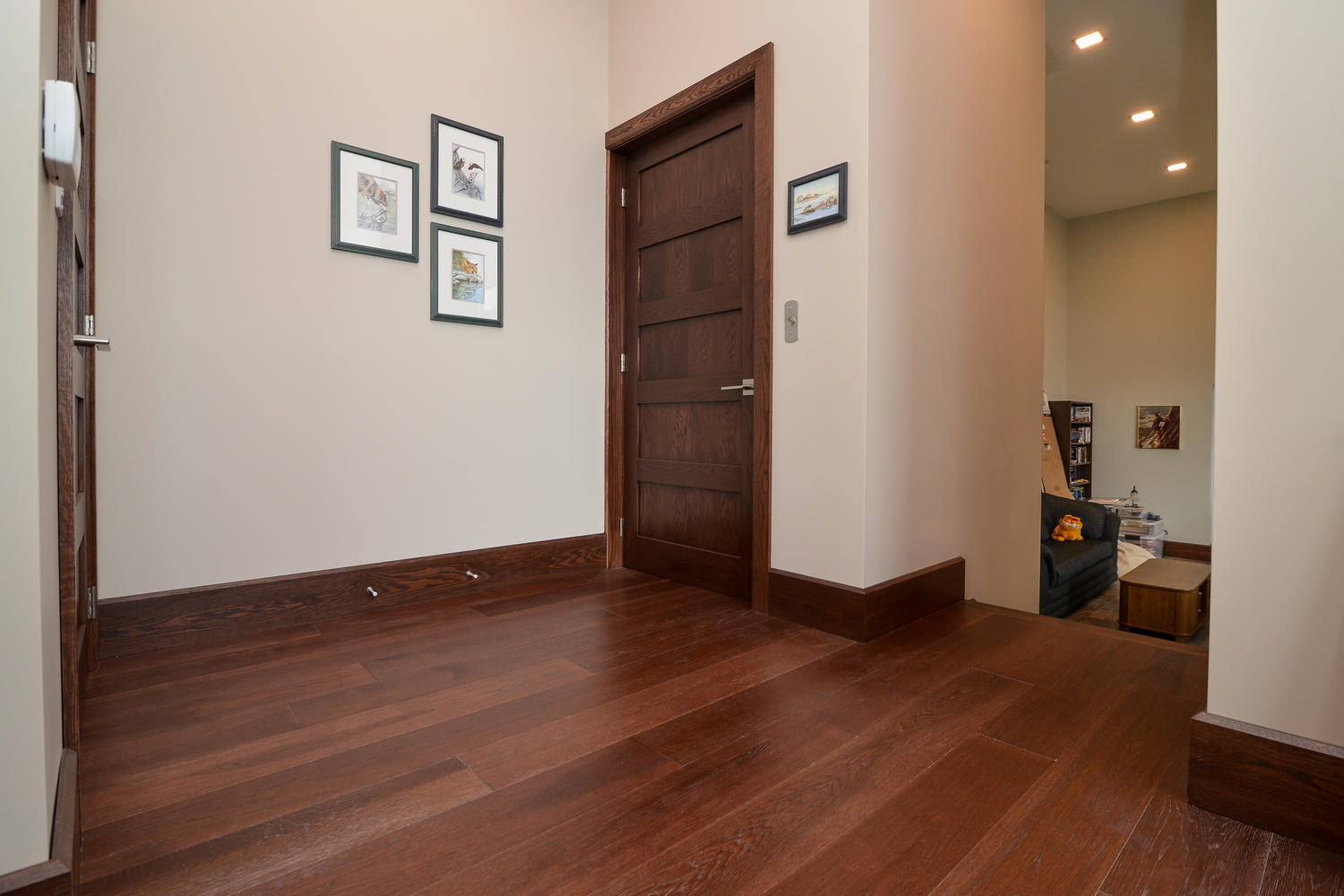 Hickory Wood Flooring by Gaylord Wood