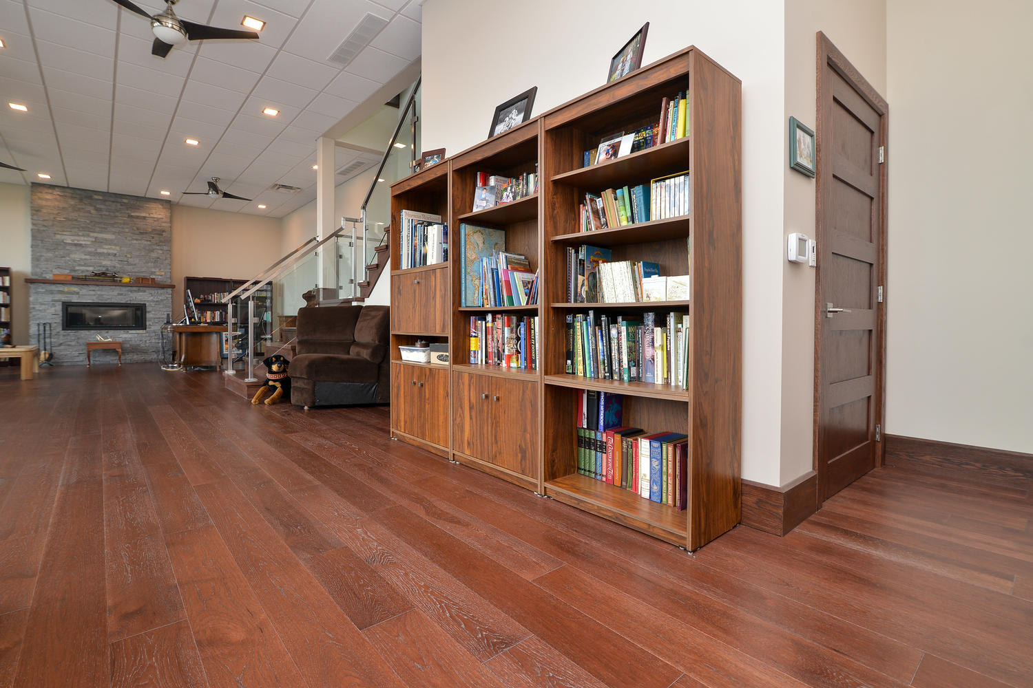 Hickory Wood Flooring by Gaylord Custom Flooring