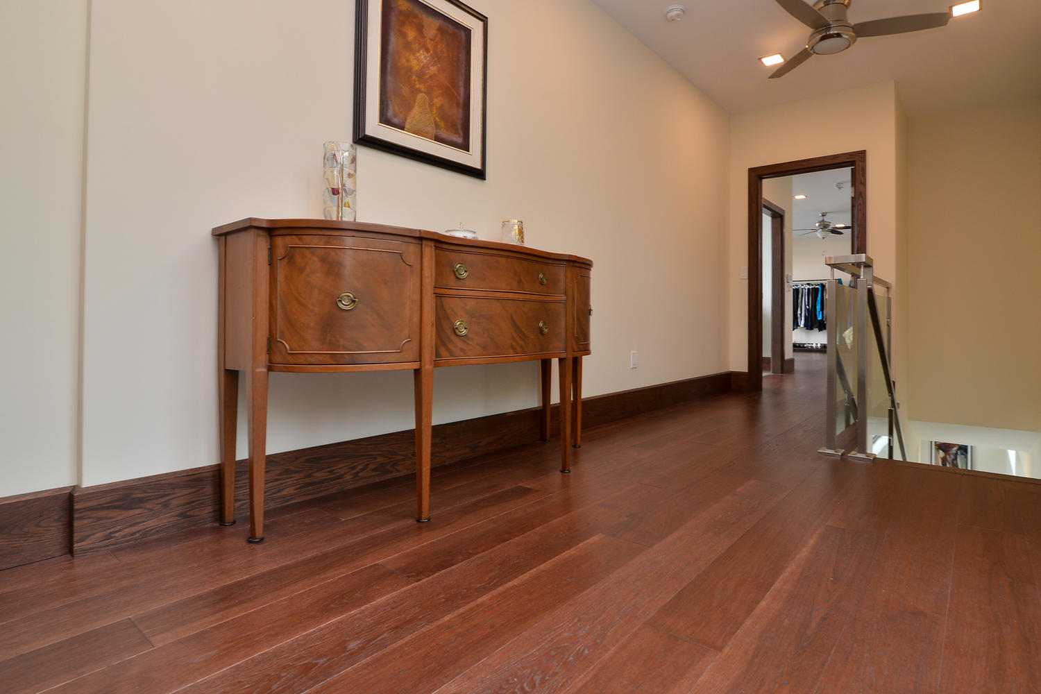 Hickory Wood Flooring by Gaylord flooring in Kingston