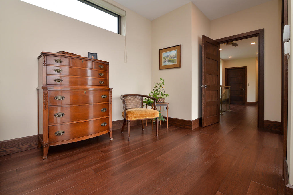 Hickory Wood Flooring PEI Sunset by Gaylord Wood Flooring