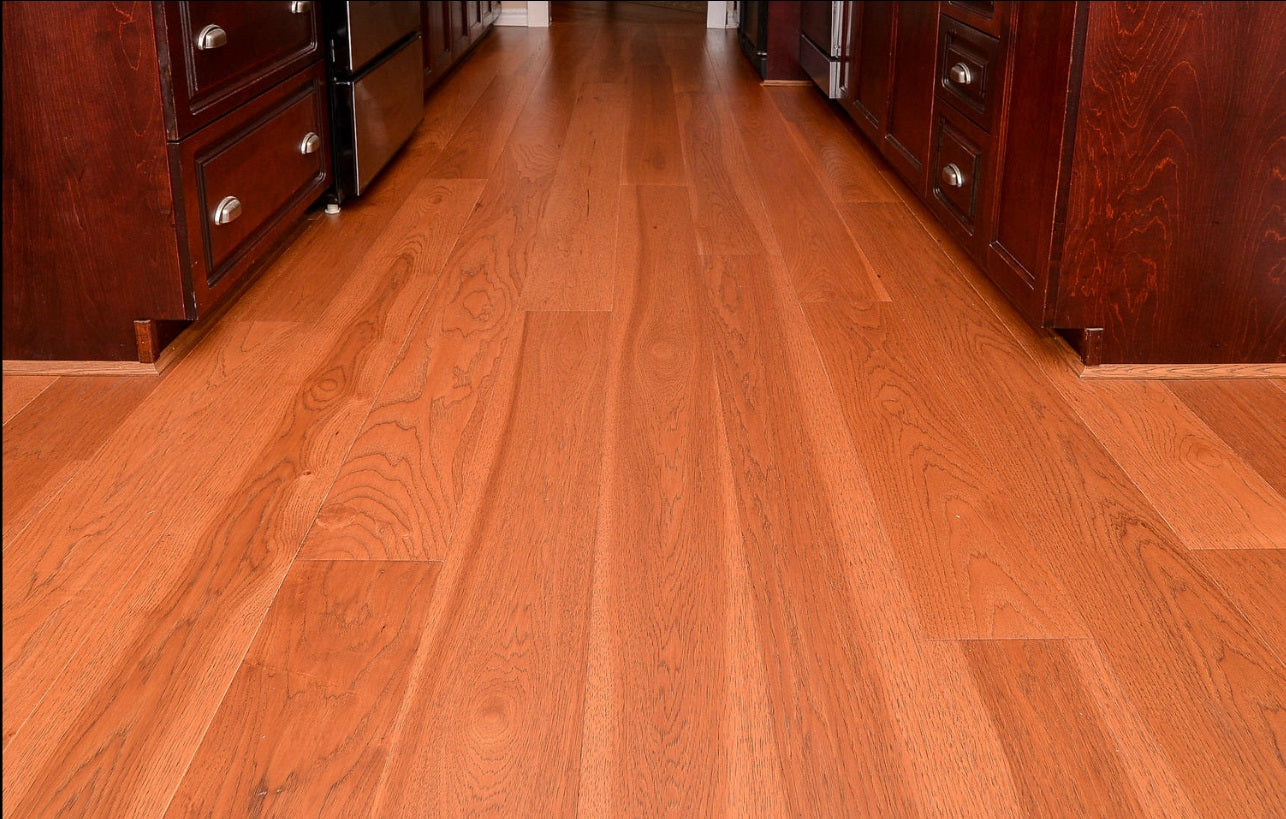 Hickory Flooring Images