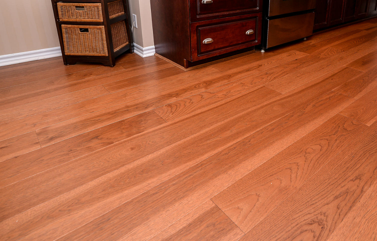 Hickory flooring pictures