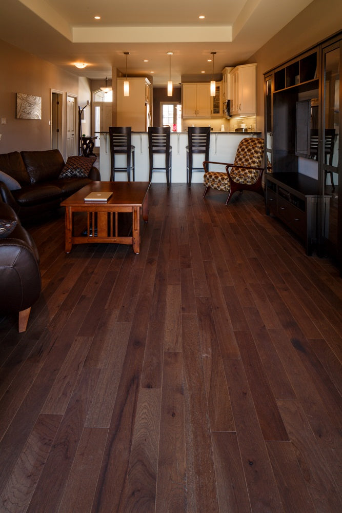 engineered hickory hardwood flooring in Nashville