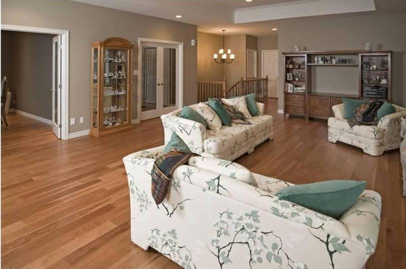 Hickory Valley Legacy wood flooring