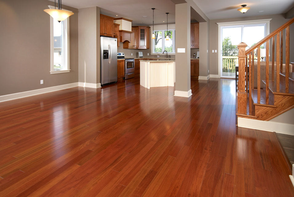 Jatoba Hardwood Flooring Engineered