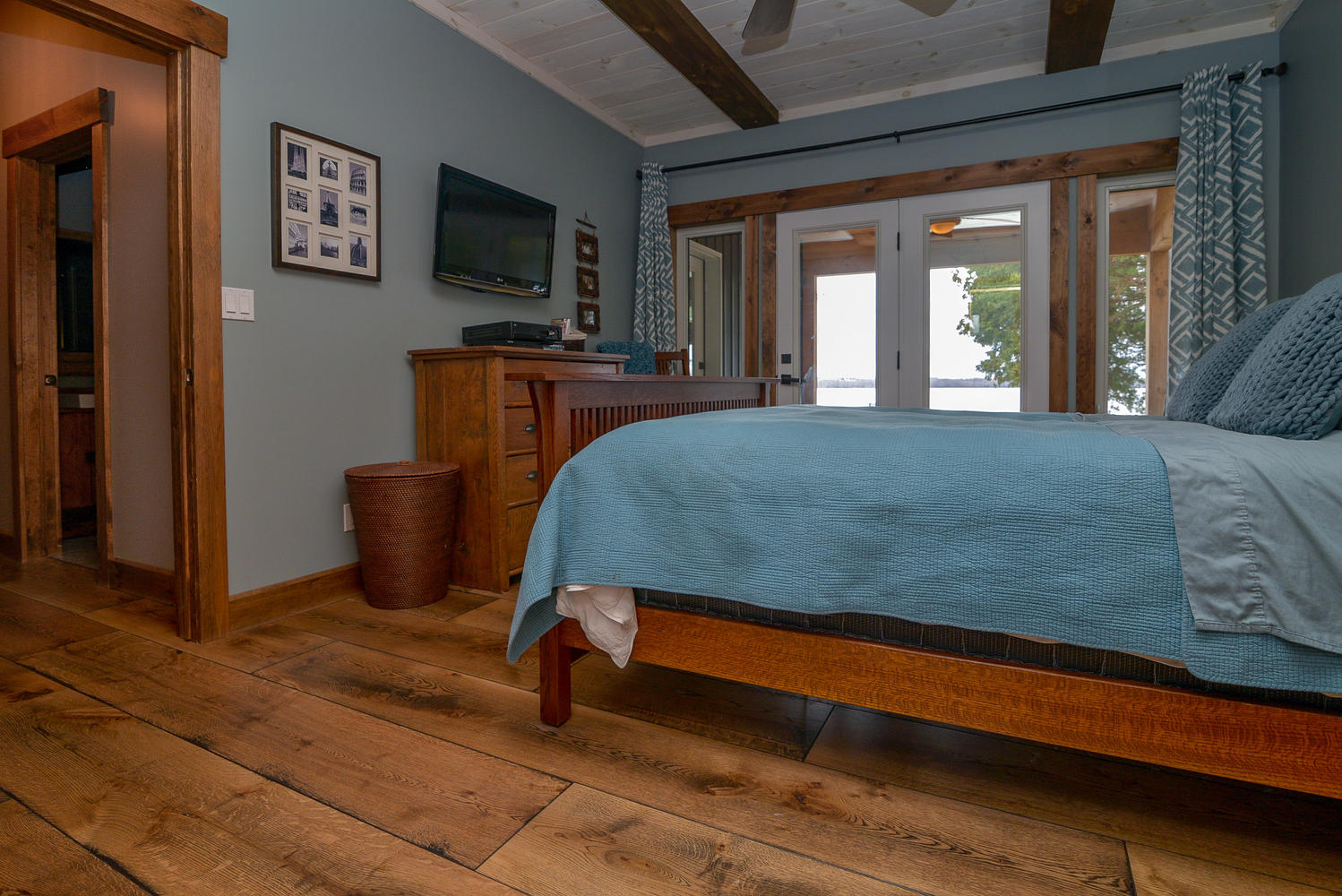 Pictures of Wide plank white oak flooring by the leader in wide plank flooring