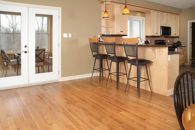 Antique Hardwood Flooring antique wood flooring with an island Antique Wood Flooring With An Island