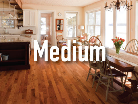medium hardwood flooring gaylord