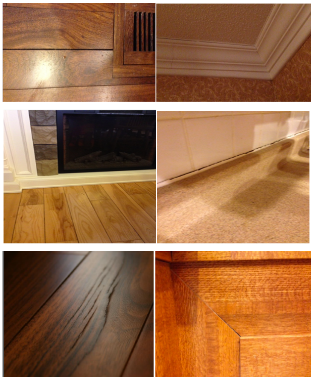 Spacing In Hardwood Flooring Examples