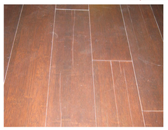 Cracking Hardwood Flooring boards