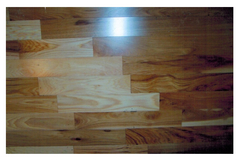 Stair Step Joints on Hardwood Flooring