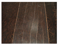Face Checking Hardwood Flooring boards