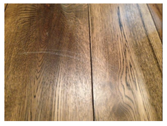 Ways to prevent wood flooring from scratching