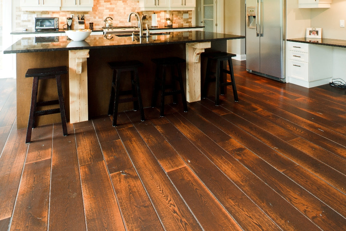 Wide Plank White Oak Flooring In Arizona