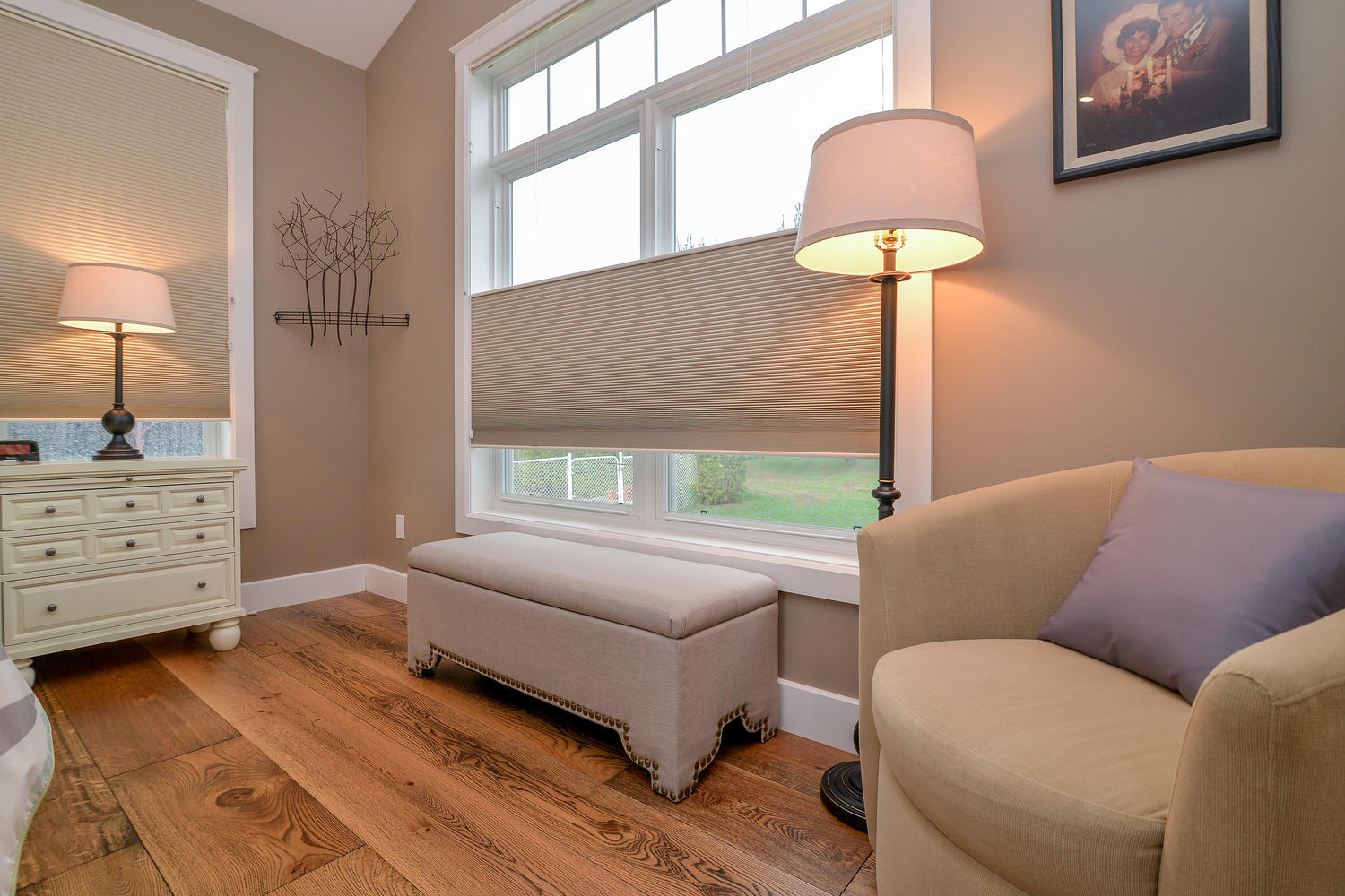 White Oak Wide Plank flooring by gaylord in Toronto