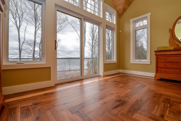 Walnut Natural Country Grade Hardwood Flooring - Gaylord Hardwood Flooring - Wood Flooring - 15
