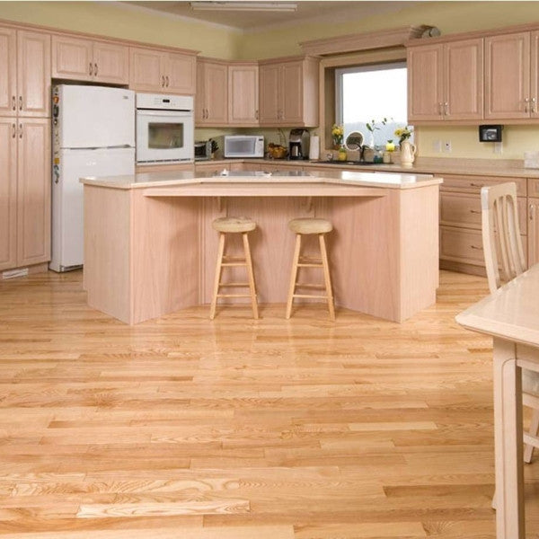 Ash Natural Hardwood Flooring -  - 9