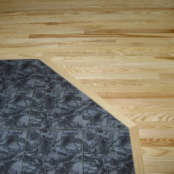Ash Natural Hardwood Flooring -  - 3