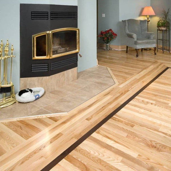 Ash Natural Hardwood Flooring -  - 5