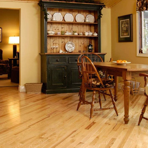 Ash Natural Hardwood Flooring -  - 8