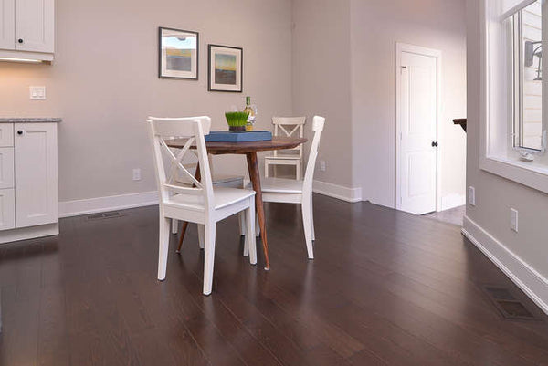 European Beech Prime Grade Gingerbread Satin Finish Hardwood Flooring - Gaylord Hardwood Flooring - Wood Flooring - 4