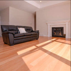European Beech Prime Grade Natural Satin Finish Hardwood Flooring - Gaylord Hardwood Flooring - Wood Flooring - 14