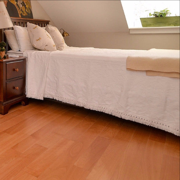 European Beech Prime Grade Natural Satin Finish Hardwood Flooring - Gaylord Hardwood Flooring - Wood Flooring - 4