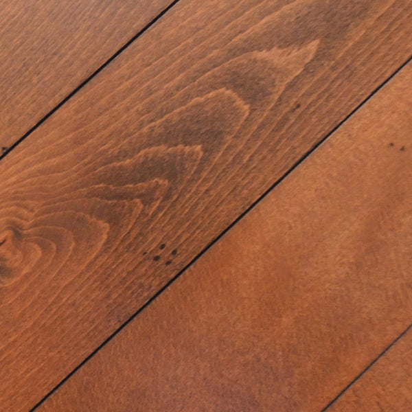 European Beech Prime Grade Toffee 1850 Matte Finish Hardwood Flooring -  - 1