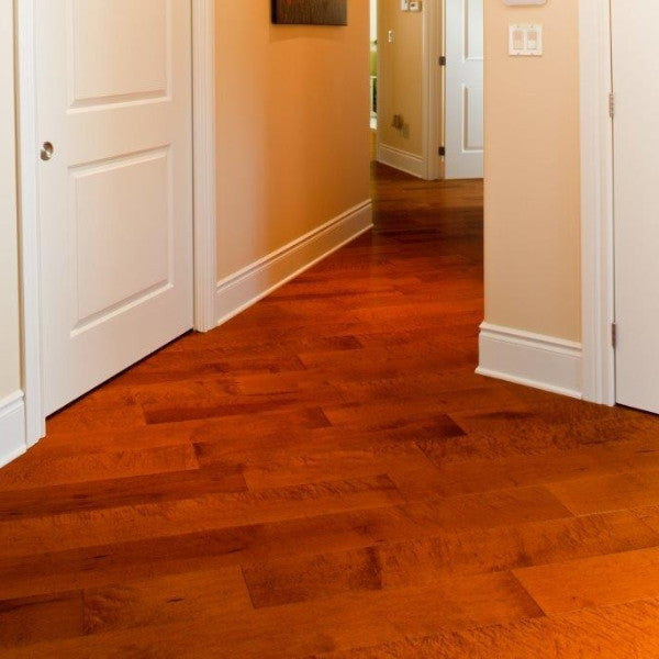 Birds Eye Maple Toffee Hardwood Flooring -  - 4