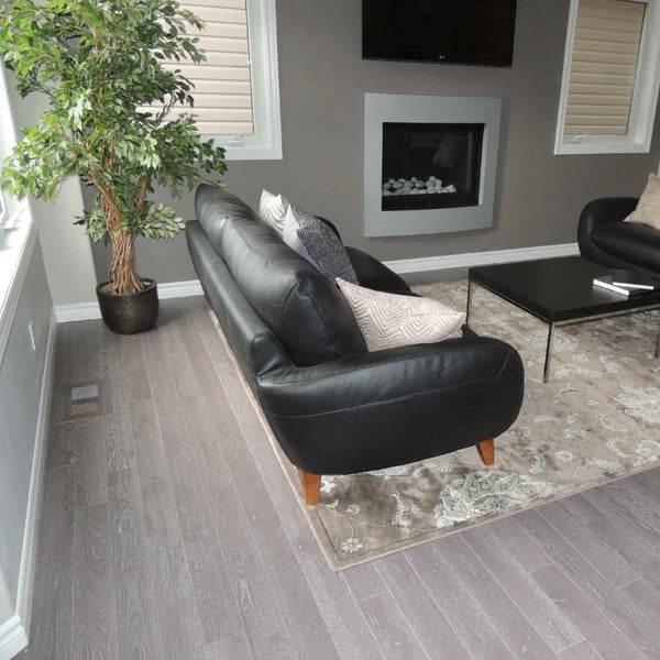 Red Oak Greystone Hardwood Flooring -  - 4