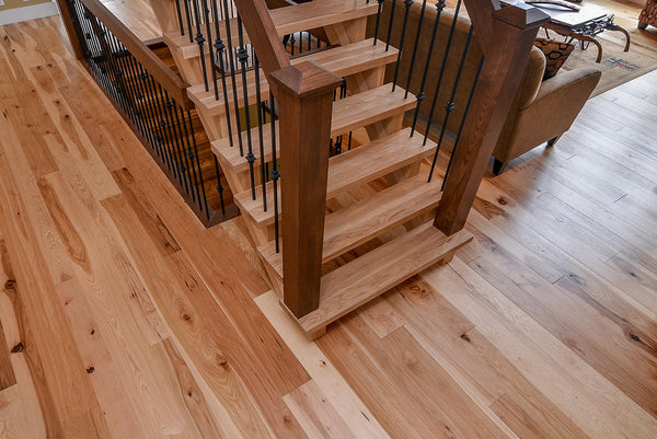 Hickory Natural Hardwood Flooring - Gaylord Hardwood Flooring - Wood Flooring - 10