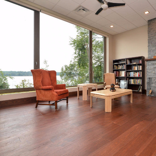 Hickory PEI Sunset Hardwood Flooring - Gaylord Hardwood Flooring - Wood Flooring - 2