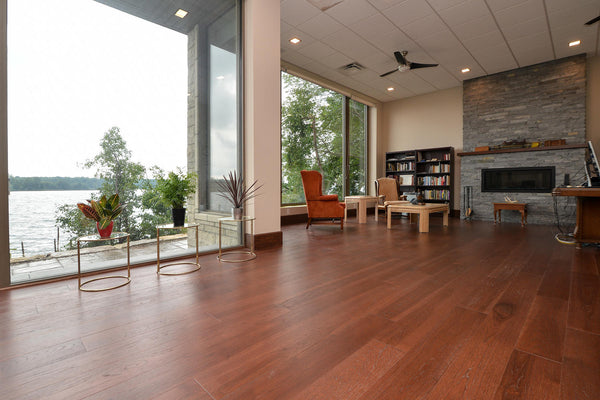 Hickory PEI Sunset Hardwood Flooring - Gaylord Hardwood Flooring - Wood Flooring - 10
