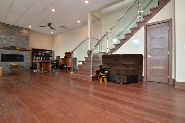 Hickory PEI Sunset Hardwood Flooring - Gaylord Hardwood Flooring - Wood Flooring - 13