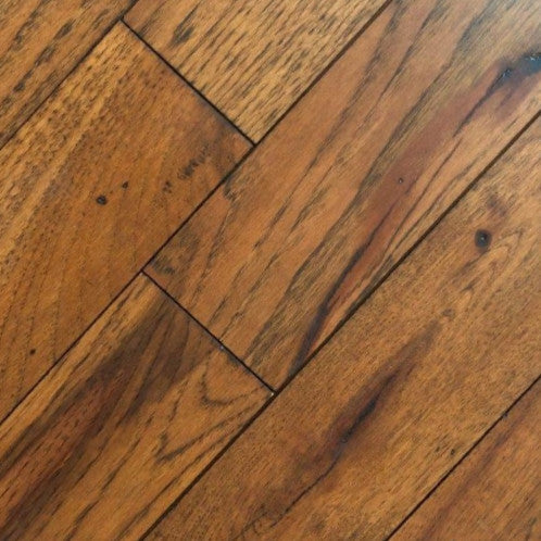 Hickory Russet 1850 Hardwood Flooring - Gaylord Hardwood Flooring - Wood Flooring - 1
