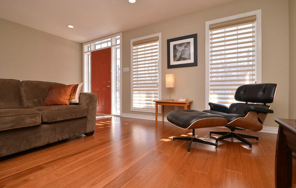 Hickory Toffee Hardwood Flooring -  - 8