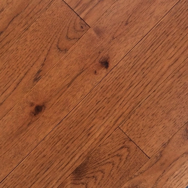 Hickory Toffee Hardwood Flooring -  - 1