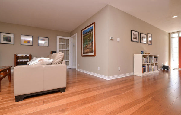 Hickory Toffee Hardwood Flooring -  - 14
