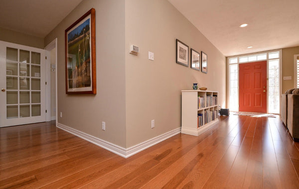 Hickory Toffee Hardwood Flooring -  - 12