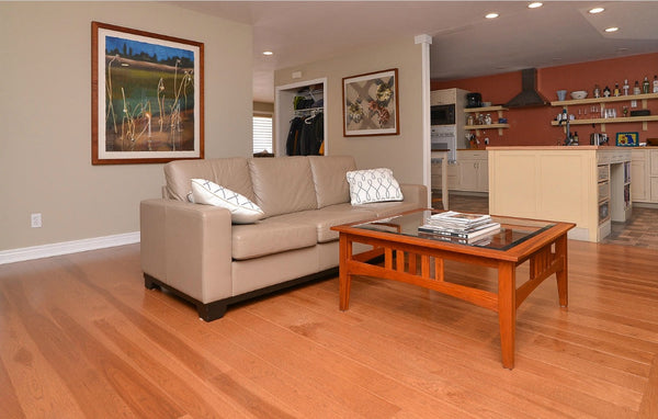 Hickory Toffee Hardwood Flooring -  - 7
