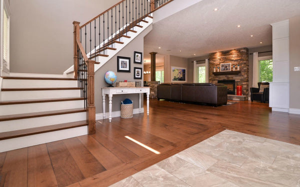 Maple Brandy 1850 Hardwood Flooring - Gaylord Hardwood Flooring - Wood Flooring - 8