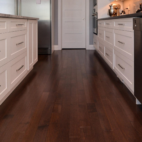 Maple Gingerbread Hardwood Flooring - Gaylord Hardwood Flooring - Wood Flooring - 2