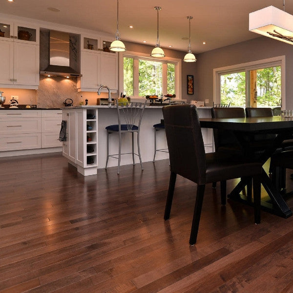 Maple Gingerbread Hardwood Flooring - Gaylord Hardwood Flooring - Wood Flooring - 3