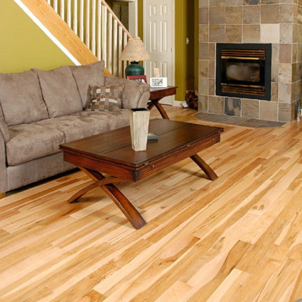 Maple Natural with Colours Hardwood Flooring - Gaylord Hardwood Flooring - Wood Flooring - 2
