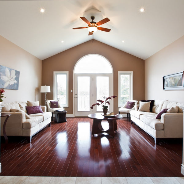 Maple Truffle Hardwood Flooring - Gaylord Hardwood Flooring - Wood Flooring - 2